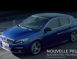 Peugeot 308 TV Advert Music