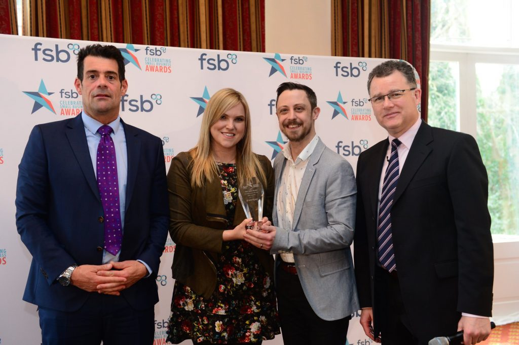 Micro Business of the Year FSB East of England Awards